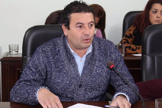 El concejal Fernando Pozo