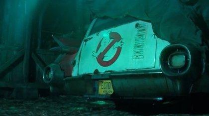Ya hay teaser tráiler de Cazafantasmas 3, que se estrenará en verano de 2020