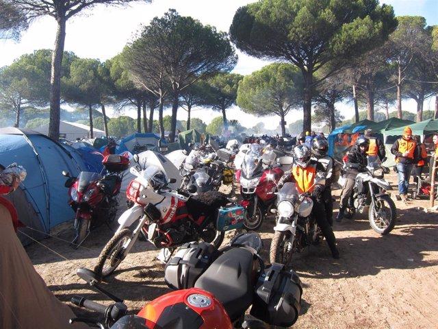 Motauros espera a miles de motoristas en Tordesillas (Valladolid)