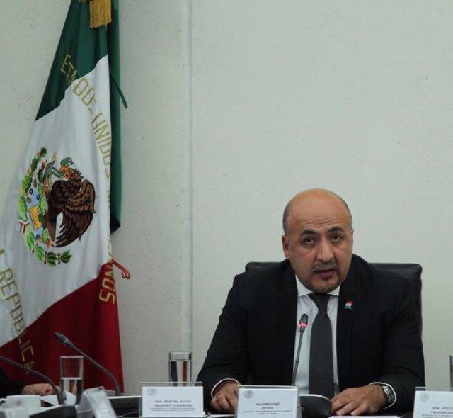 Maxilimiano Reyes