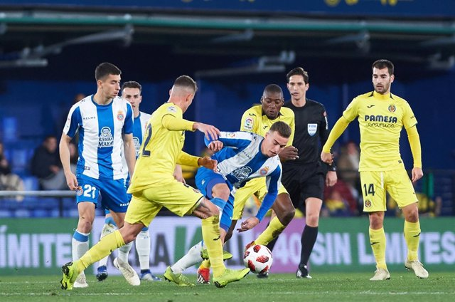 Soccer: Villarreal v Espanyol - Spanish Copa del Rey