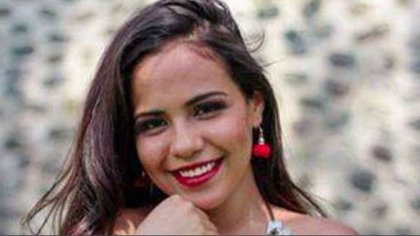 Hallan el cuerpo sin vida de la modelo Kenia Romero en el estado mexicano de Morelos