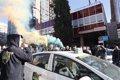 LOS TAXISTAS DE MADRID SECUNDARAN UN PARO INDEFINIDO DESDE EL LUNES EN PROTESTA POR LOS VTC