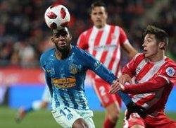 El Girona fa història i elimina l'Atlètic de Madrid (ÁNGEL GUTIÉRREZ)