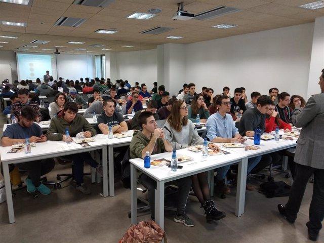 Cata alumnos Basque Culinary Center