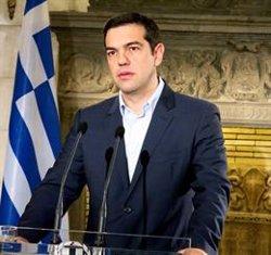 El Govern de Grècia supera la moció de confiança al Parlament (GOBIERNO DE GRECIA - Archivo)