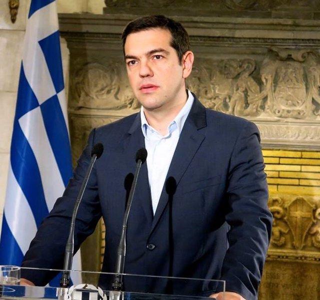 El primer ministre grec, Alexis Tsipras