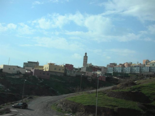Imagen de archivo de la barriada Príncipe Alfonso de Ceuta