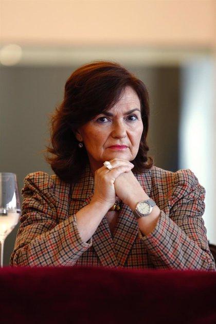 """Calvo sobre Villarejo: """"Este Gobierno no va a pasar por el chantaje de nadie, se las tiene que ver en los tribunales"""""""