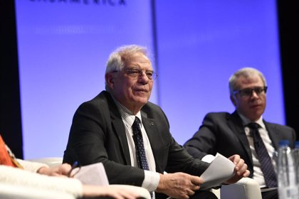 Borrell dice que el documento de 21 puntos de Torra está excluido de la negociación entre el Gobierno y la Generalitat