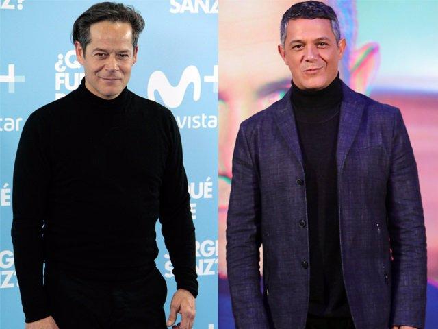 De Jorge Sanz a Alejandro Sanz, famosos se unen al reto #InflaUnGlobo