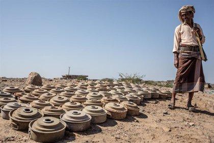 Yemen: Personas atrapadas por minas en el suroeste del país