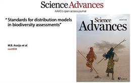 Estudio del investigador Miguel Araújo publicado en Science Advances