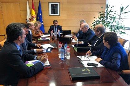 El Gobierno de Cantabria aprueba la subida salarial del 2,5% de los empleados públicos