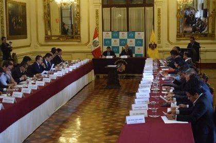 Los distritos de Lima se unen contra la corrupción con la firma de un pacto
