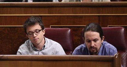 La dirección de Podemos dice que no sabía nada del movimiento de Errejón