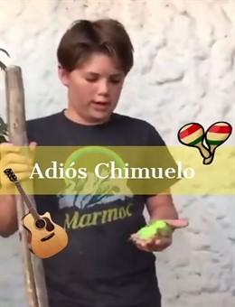 Adiós Chimuelo, el remix que causa furor en Internet