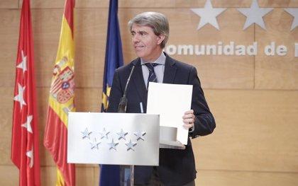 """Garrido cree que Errejón es """"mal candidato"""" y critica los """"conglomerados que monta Podemos para seguir siendo Podemos"""""""