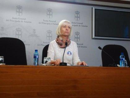 IU confirma a Concha Masa como candidata a la alcaldía de Oviedo