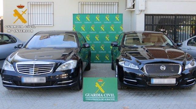 Guardia Civil desarticula una red delictiva por defraudar 2,7 millones de euros
