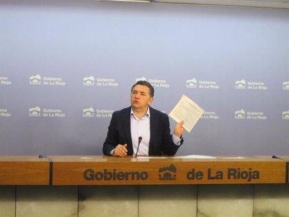 """PGE.- Cuevas asegura que los presupuestos generales para infraestructuras """"son dañiños y despreciativos"""" para La Rioja"""