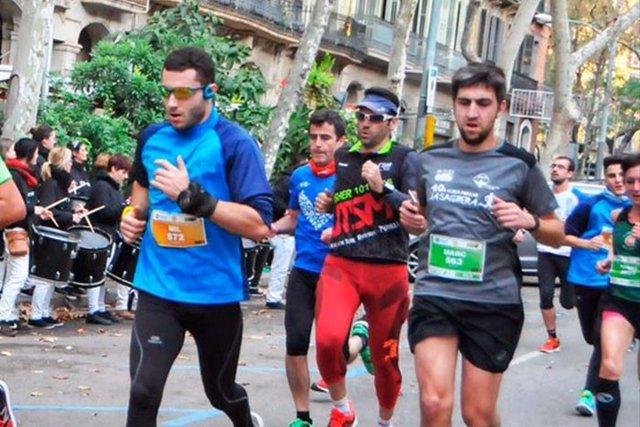 Última edició de la Cursa de Sant Antoni
