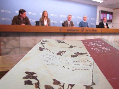 El IER edita 'El herbario de Don Ildefonso Zubía depositado en el IES Sagasta de Logroño'
