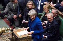 El Parlament britànic votarà el 'pla B' de May pel Brexit el 29 de gener (REUTERS / HANDOUT .)