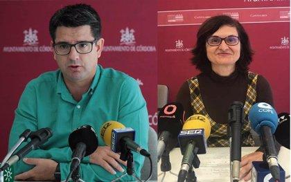 Los ediles Pedro García y Amparo Pernichi se enfrentan este viernes en las primarias de IU para las municipales