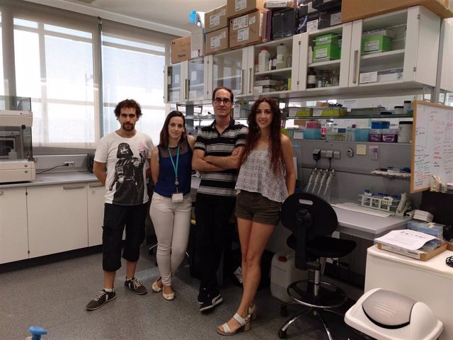 Grupo de investigación del Hospital de Jaén que ha realizado el estudio.
