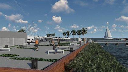 Junta adjudica reurbanización del puerto de Gallineras en San Fernando (Cádiz) con una inversión de más de 450.000 euros