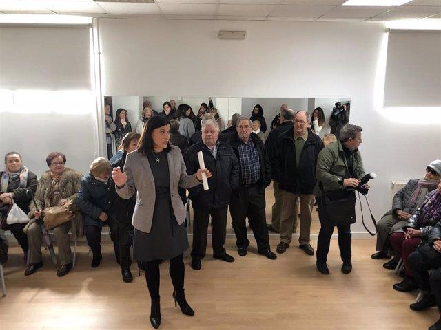 Inauguración centro cívico Callealtero