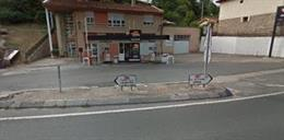 Imagen de la gasolinera