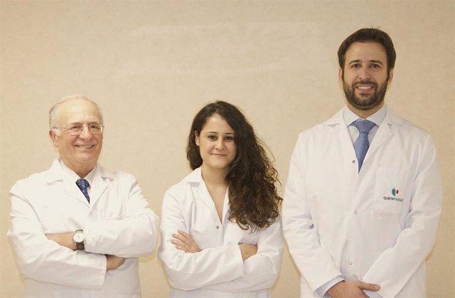 Neurocirugía del Hospital La Luz incorpora cuatro doctores