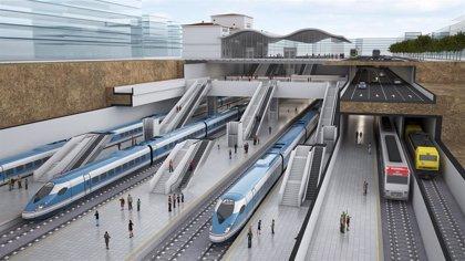 El AVE llegará a Vitoria a tavés de un túnel de 3,6 kilómetros que supondrá 724 millones de euros