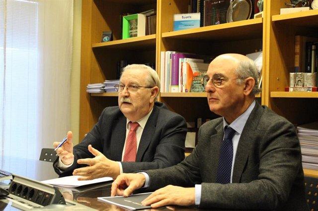 FCOMCI firma un convenio con los otorrinolaringólogos