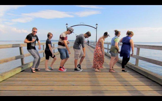 '1000 People of Dance': Este vídeo de YouTube es un recordatorio de que el baile es lenguaje común y universal