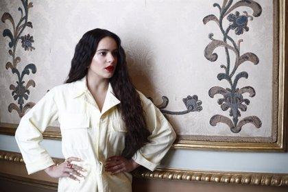 Rosalía, premiada en los Music Moves Europe Talent Awards