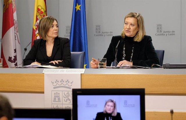 Marcos y Del Olmo analizan el proyecto de presupuestos 17/1/2019