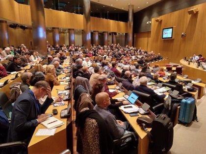 PP, PSOE, Unidos Podemos y Ciudadanos dudan del blindaje de las pensiones en la Constitución