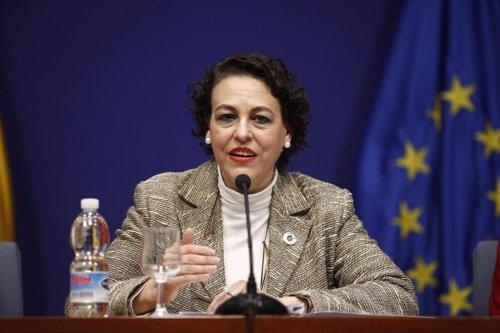 La ministra de Trabajo presenta los Presupuestos de su departamento