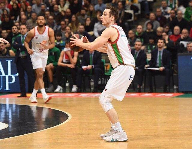 Marcelinho Huertas (Baskonia)