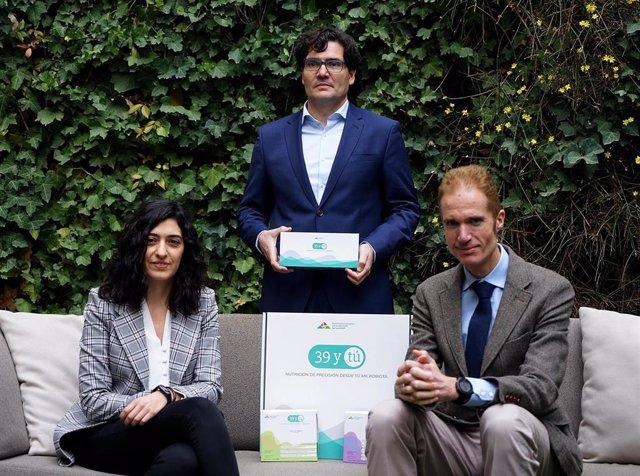 39Ytu, Proyecto Del Instituto Español De Nutrición Personalizada