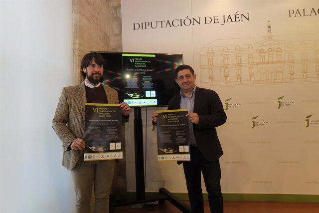 Presentación de los VI Premios Gastronómicos.