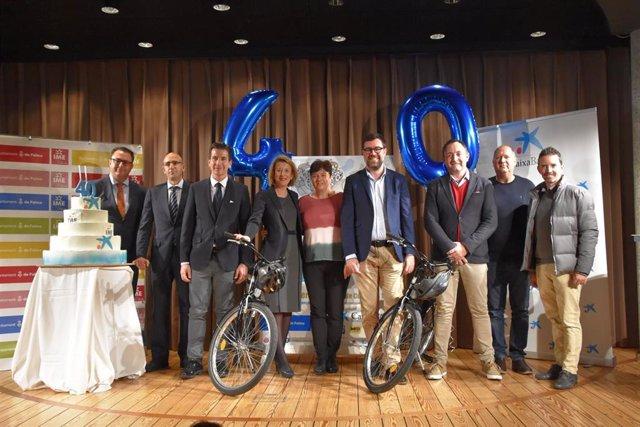 Presentación Fiesta Ciclista Sant