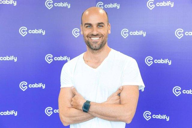 El director general de Cabify a Europa, Mariano Silveyra.