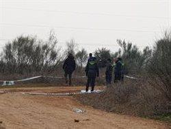 La dona assassinada a Meco (Madrid) quan passejava els seus gossos va rebre una desena de punyalades (Europa Press)