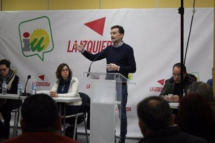Las alcaldías de IU reclaman al nuevo Gobierno andaluz que desbloquee los planes de empleo de la Junta