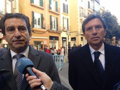 Company, Galmés i Isern assisteixen a la Convenció Nacional Madrid 2019 amb el lema 'Espanya en llibertat'
