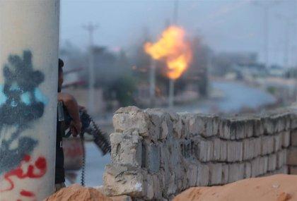 Aumentan a diez los muertos en los últimos enfrentamientos entre milicias rivales en Trípoli